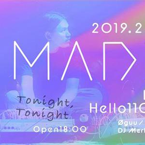 ライブイベント「Tonight, Tonight」