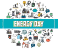 Logo for Energy Day