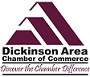 Dickinson Area Chamber of Commerce logo
