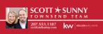 Logo for Townsend Team sponsor