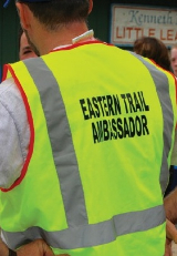 Image of an Eastern Trail Ambassador