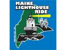 Maine Lighthouse Ride logo