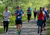 Picture of runners on the Eastern Trail
