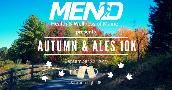 Autumn & Ales 10k banner