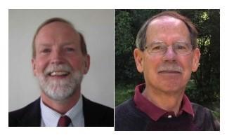 Bob Bowker (l) and Jim Bucar (r)