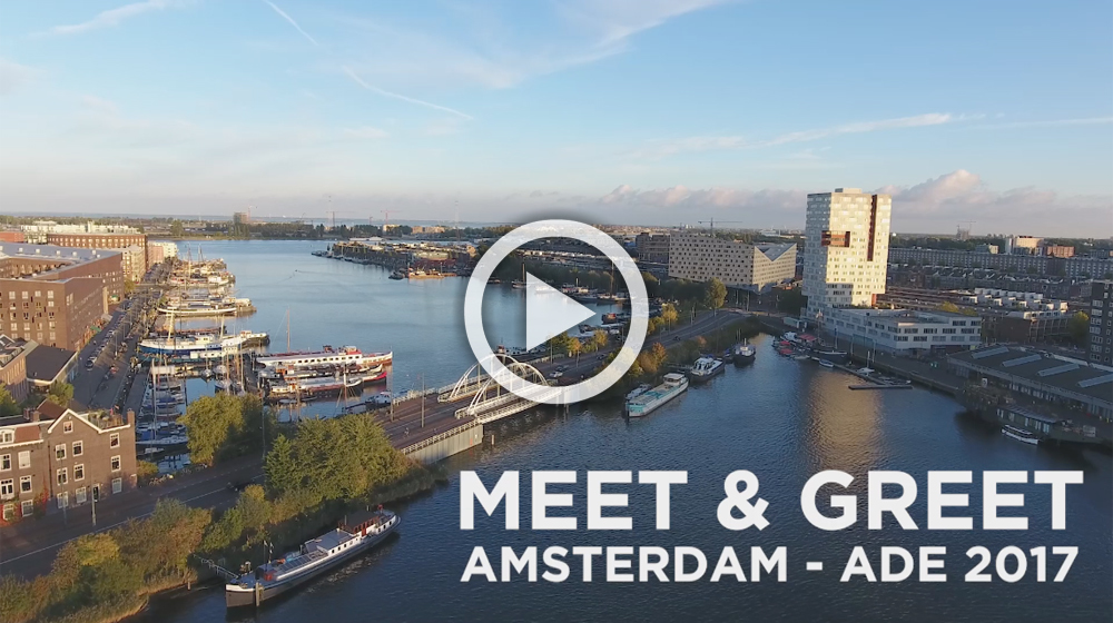 Traxsource ADE 2017 Meet & Greet Video