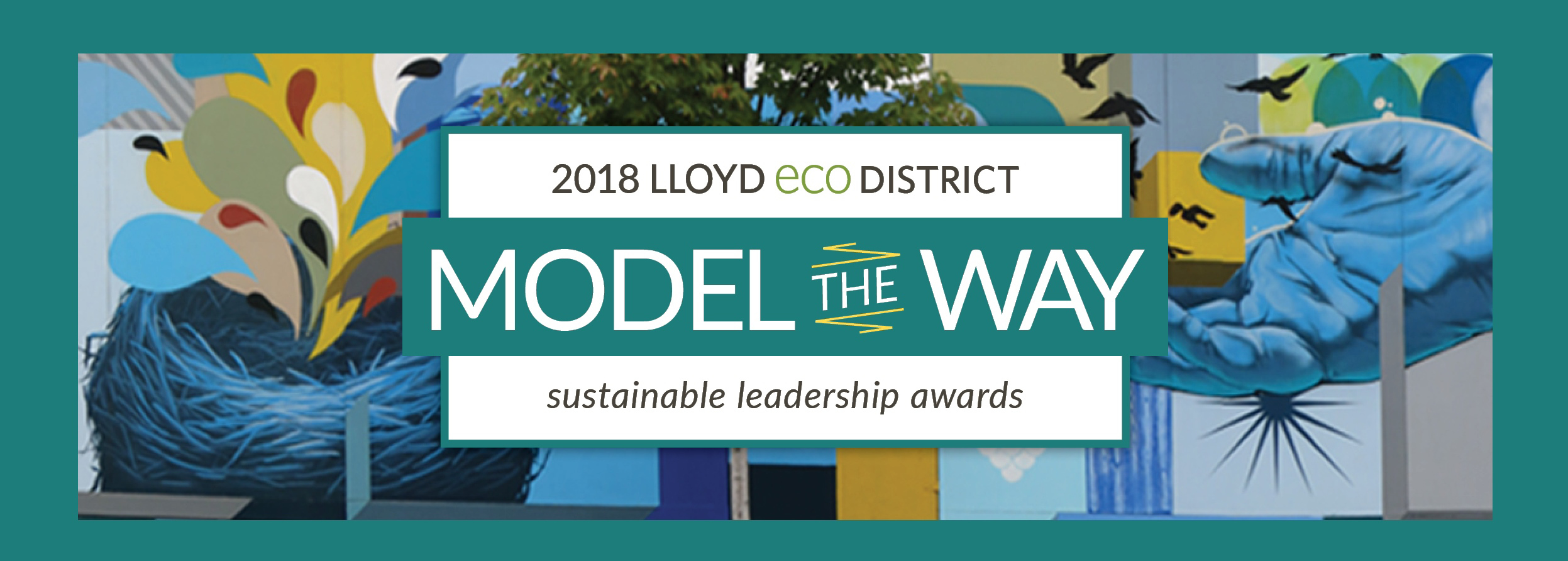 2018 Model the Way Leadership Awards
