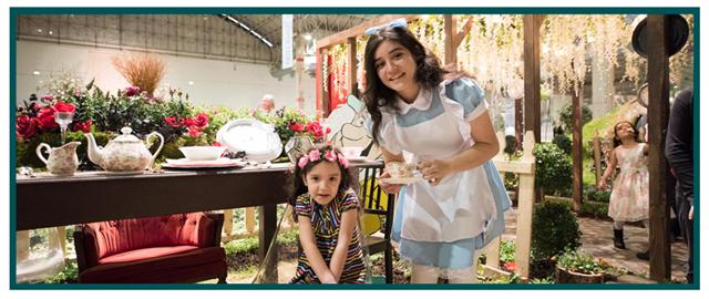 Free children's activities will inspire your little gardener