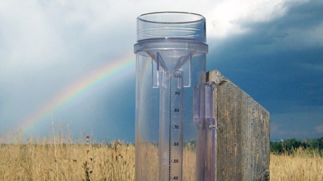Rain gauge