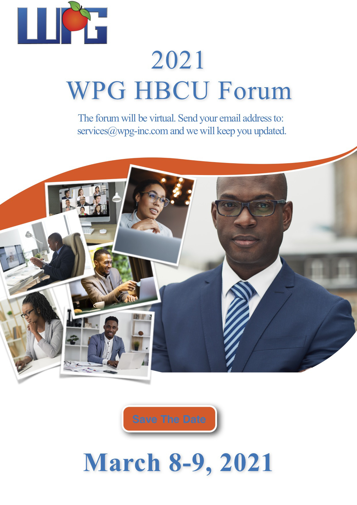 Save the Date: 2021 WPG HBCU Forum will be held March 8-9, 2021