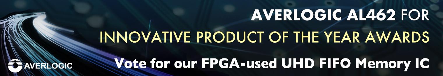 Averlogic AL462 for Innovative product of the year awards