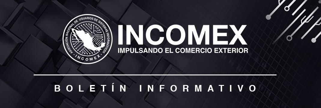 INCOMEX - Impulsando el Comercio Exterior