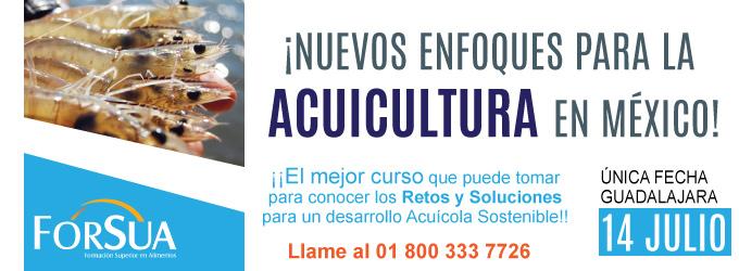 Nuevos Enfoques   para la Acuicultura en México