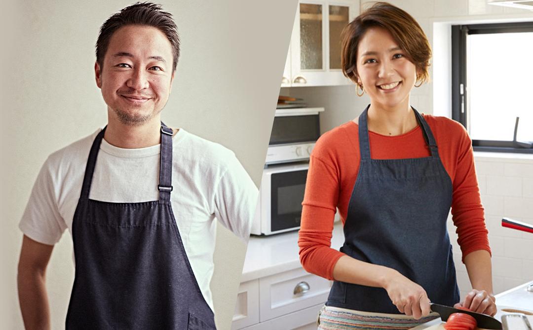 和田 率さん、明日香さんご夫妻写真