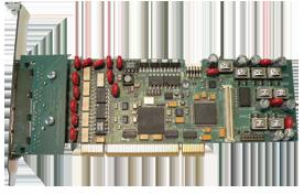 XDS HMP 4-Port 2/4-Wire E&M Board