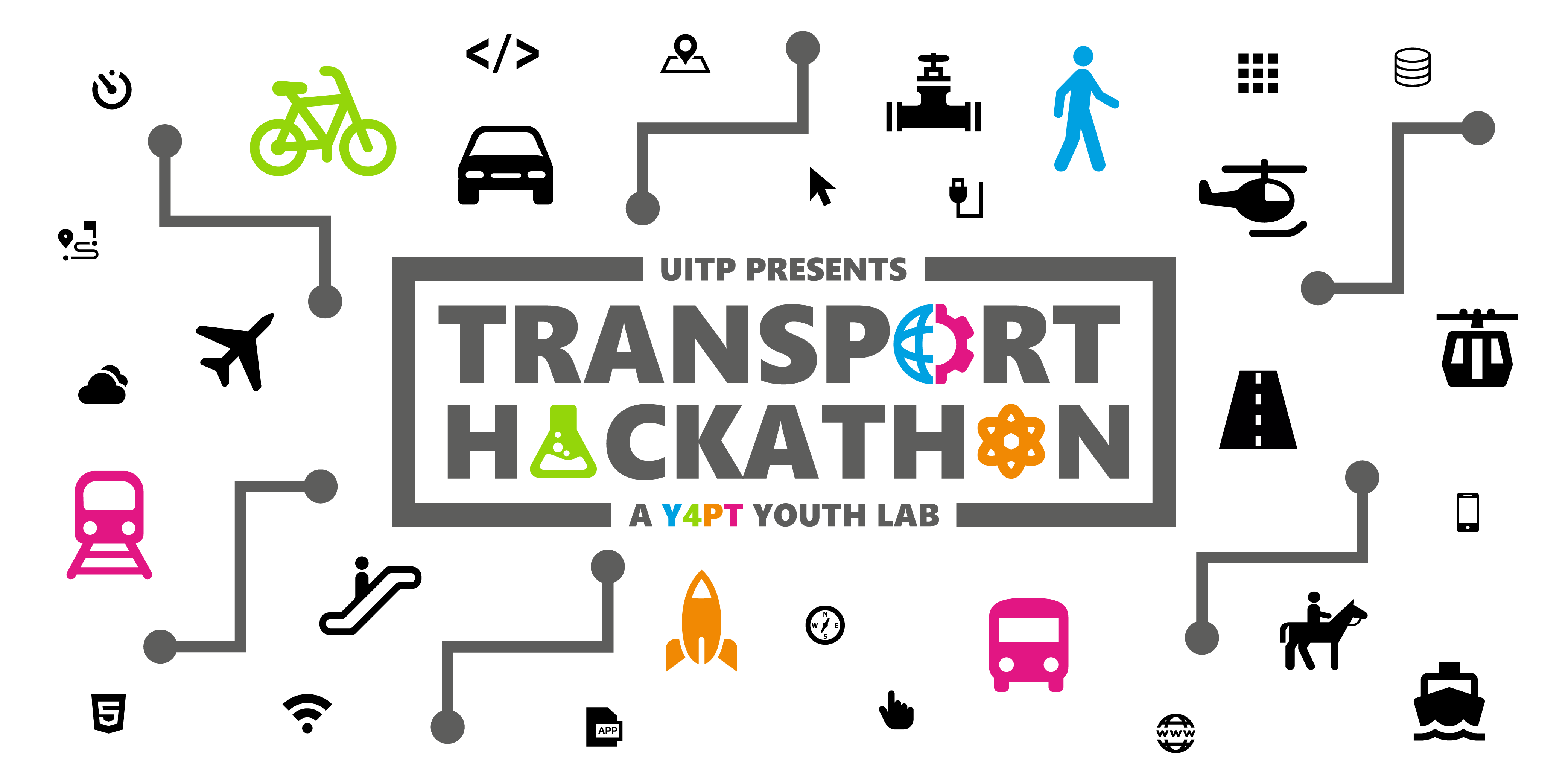 3rd Y4PT National Transport Hackathon Colombia 2018