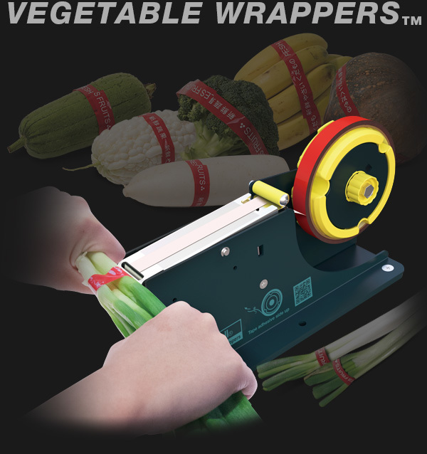 Vegetable Wrappers  image