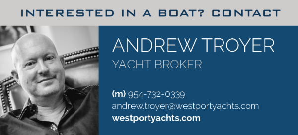 Interested in a Boat? Contact Andrew Troyer