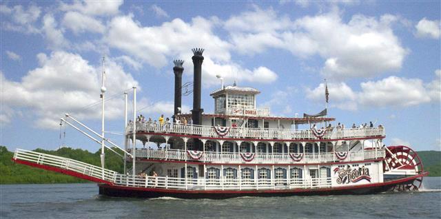 Spirit of Peoria Riverboat