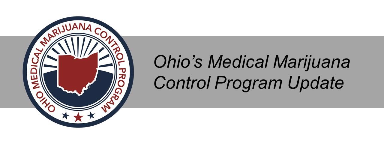 ohio medical marijuana control program update