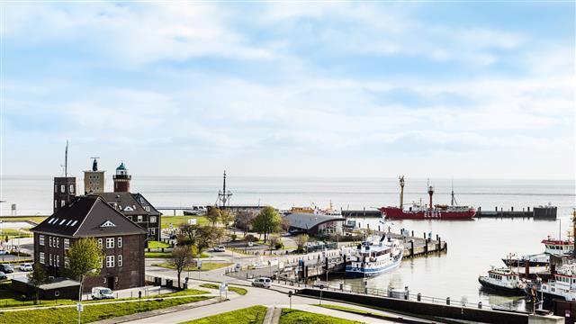 Alte Liebe - Cuxhaven