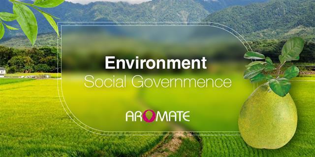 Aromate's ESG Initiatives