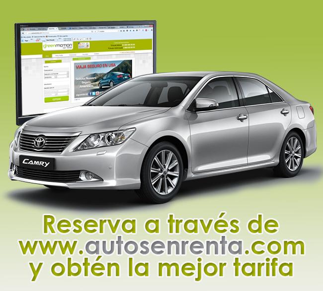 Reserva un auto al mejor precio