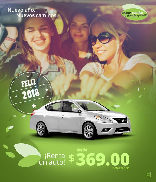 PROMOCION RENTA DE AUTOS EN LA REPUBLICA MEXICANA