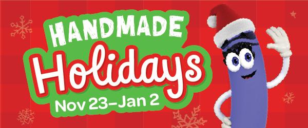 Handmade Holidays!