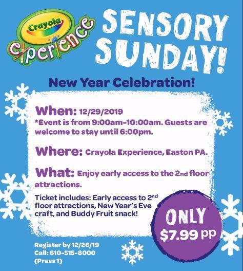 Sensory Sunday